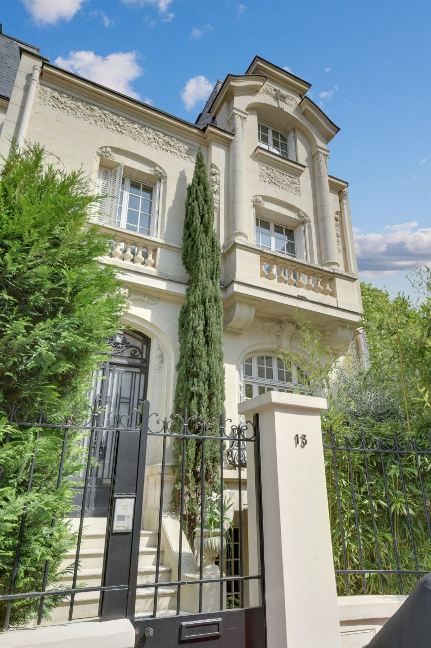 Sale Luxury mansion 12 rooms 6 bedrooms Paris 16 (75116)