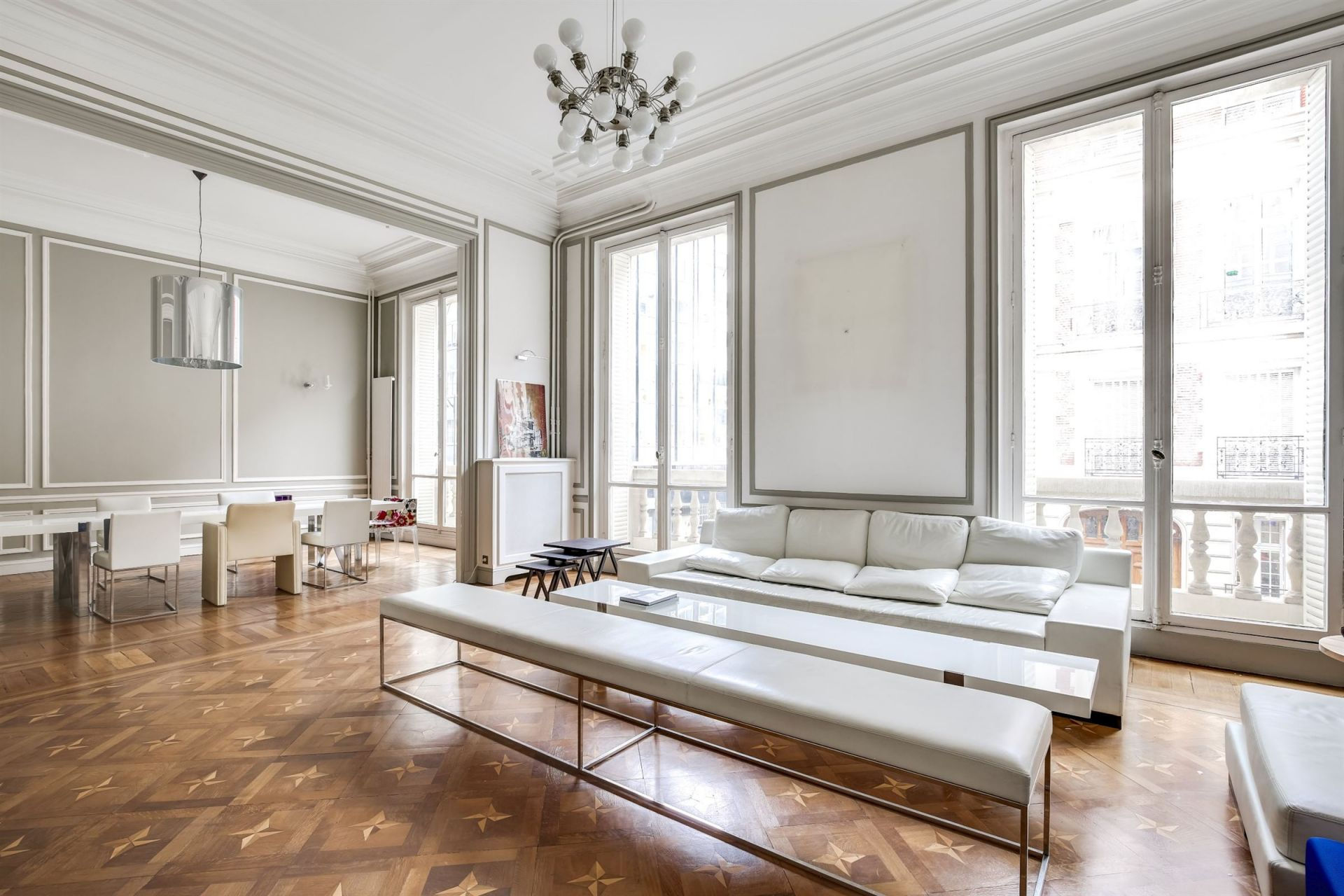 Sale Luxury mansion 20 rooms Paris 8 (75008)