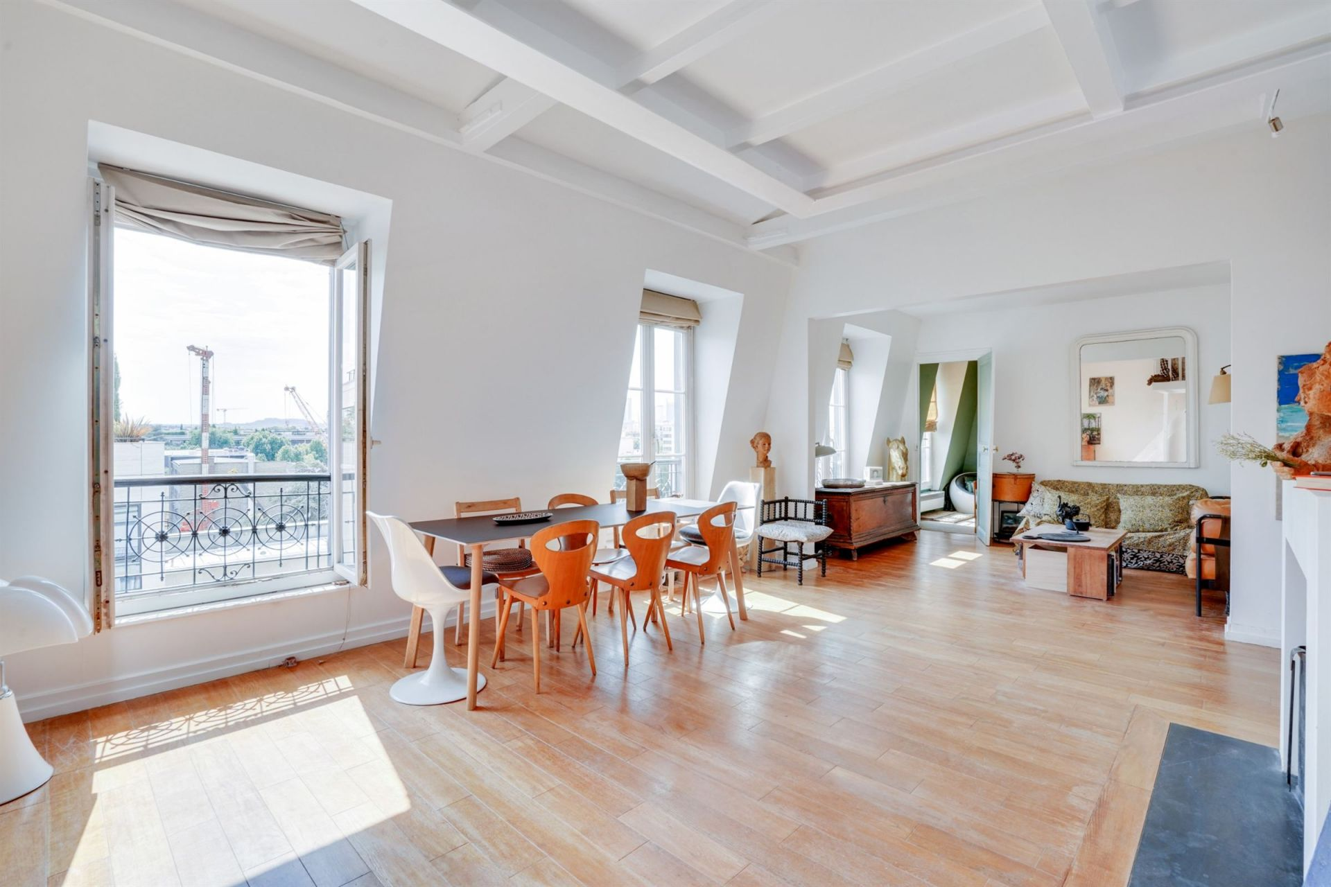 Sale Luxury apartment 5 rooms 3 bedrooms Neuilly Sur Seine (92200)