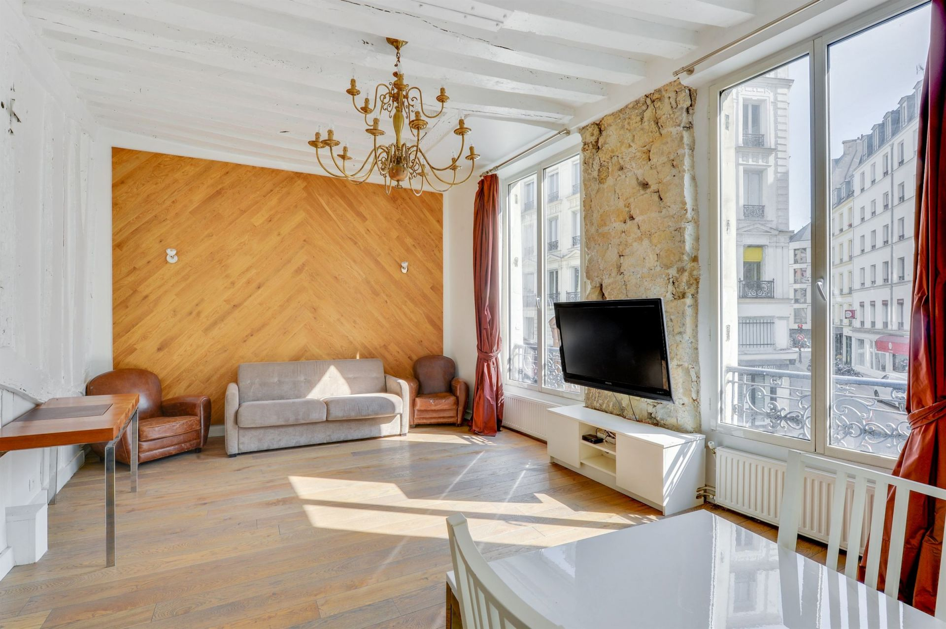 Sale Luxury apartment 3 rooms 2 bedrooms Paris 17 (75017)