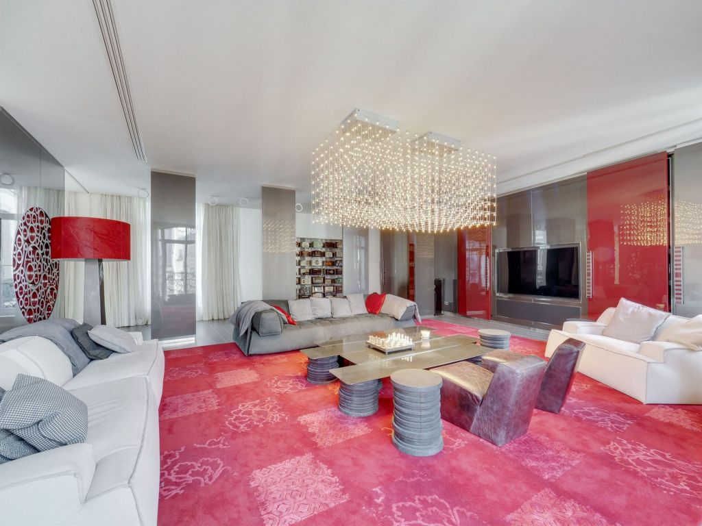 luxury apartment 8 rooms for sale on NEUILLY SUR SEINE (92200)