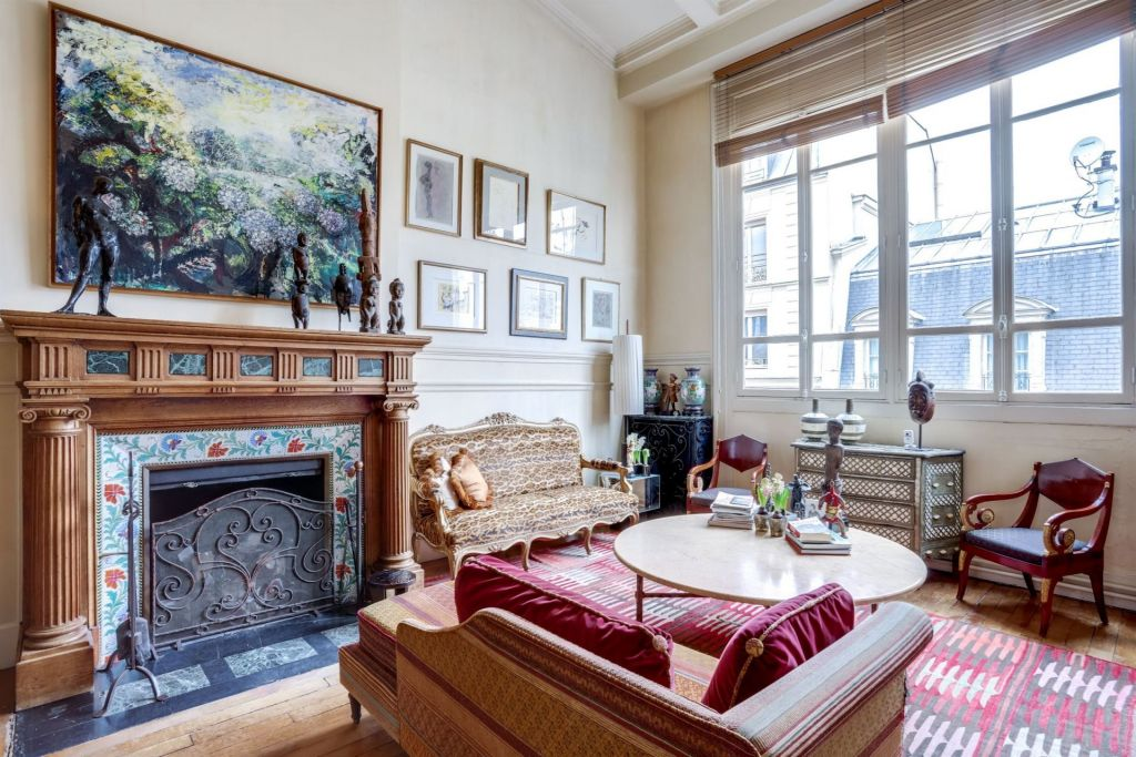 luxury mansion 8 rooms for sale on PARIS (75017)