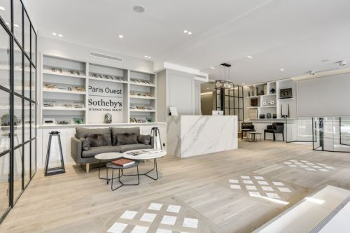 Neuilly sur Seine Office Real Estate