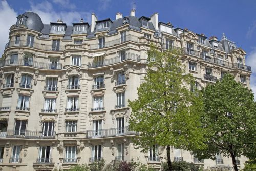 The 17th arrondissement's Golden Triangle