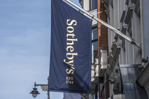 Sotheby's®: A little history