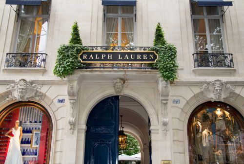 Ralph Lauren Private sales June 14<sup>th</sup>
