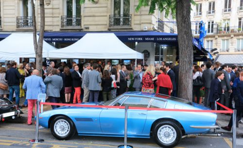 Inauguration of our Etoile – Monceau Agency