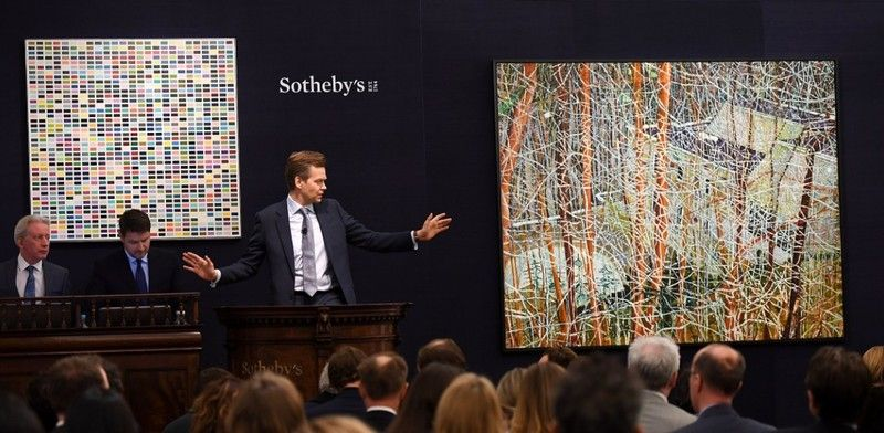 Contemporary Art Evening Auction